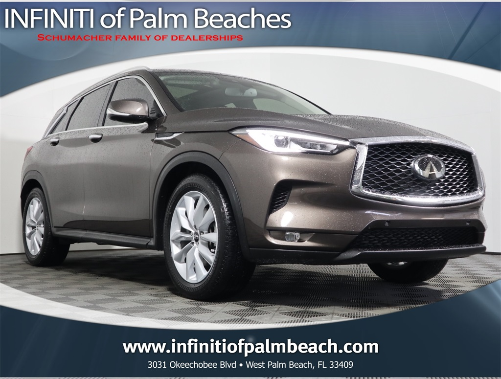 Certified Pre-Owned 2019 INFINITI QX50 Essential+