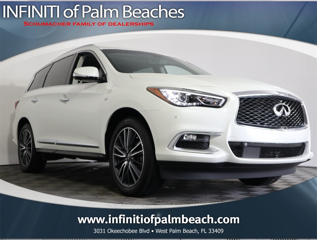 Certified Pre-Owned 2016 INFINITI QX60 Driver Assistance Package