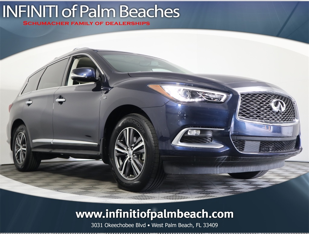 Certified Pre-Owned 2016 INFINITI QX60 Premium Plus+Navigation