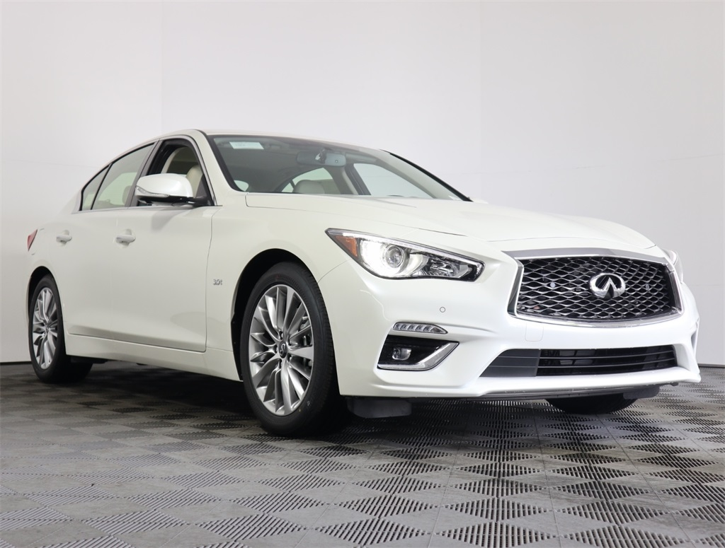 New 2020 Infiniti Q50 For Sale West Palm Beach Fl I191341