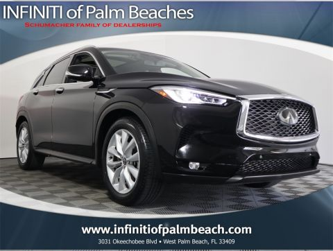 Certified Pre-Owned 2019 INFINITI QX50 Essential+ProAssist+Premium Audio & Heat Packages