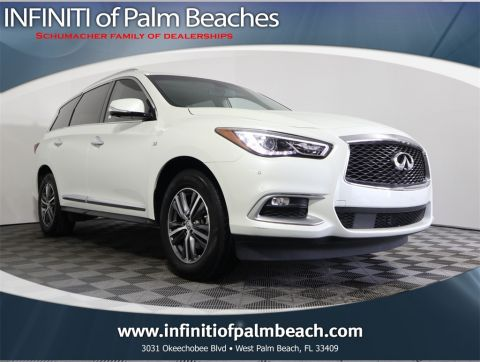Certified Pre-Owned 2016 INFINITI QX60 Premium Plus Package