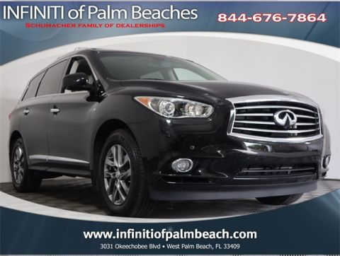 Certified Pre-Owned 2015 INFINITI QX60 Premium Plus Package