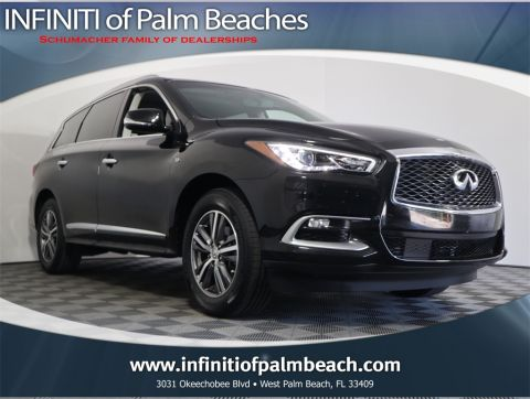 Certified Pre-Owned 2016 INFINITI QX60 Premium Package