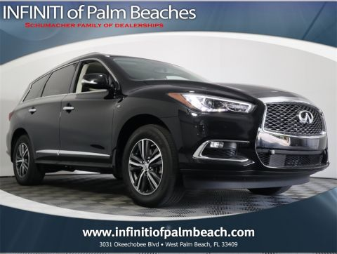 Certified Pre-Owned 2018 INFINITI QX60 AWD Premium Plus+Driver Assistance