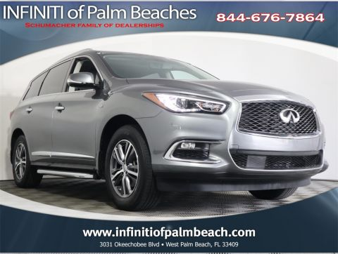 Certified Pre-Owned 2018 INFINITI QX60 Premium Plus w/Navigation