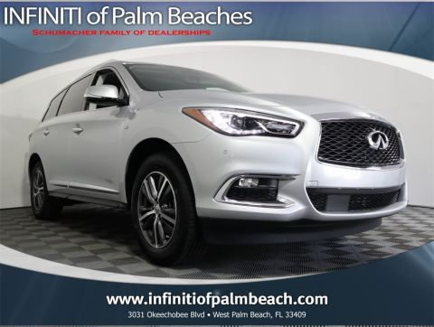 Certified Pre-Owned 2018 INFINITI QX60 Premium Plus+Navigation