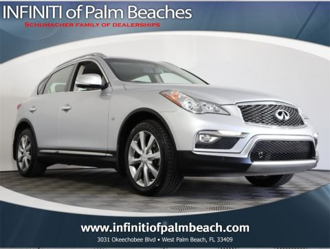 Certified Pre-Owned 2016 INFINITI QX50 Premium Plus Package